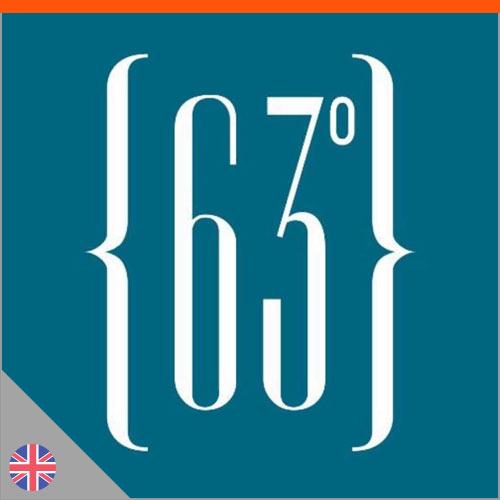 Logo du restaurant français 63 degrees