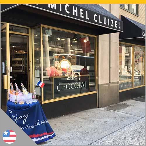 Chocolatier Michel Cluizel New York