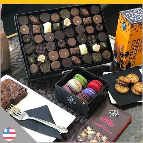 Chocolats de Michel Cluizel West Berlin