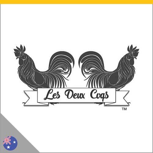Logo Les Deux Coqs