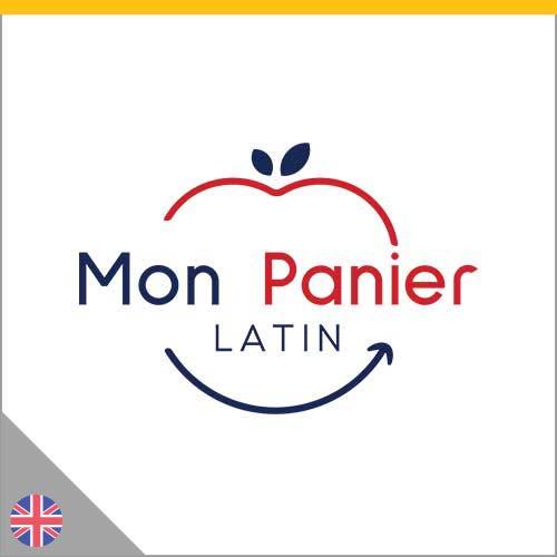 Logo Mon Panier Latin