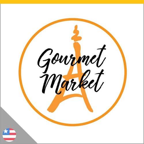 Logo The Gourmet Market