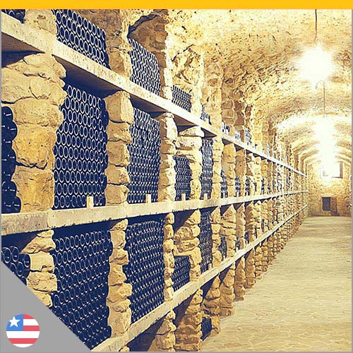 Cave de The Wine Source Inc