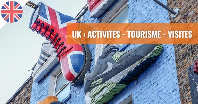 LONDRES : Activités, tourisme et visites