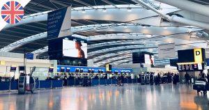 UK : Contrôles de sécurité accélérés dans les aéroports
