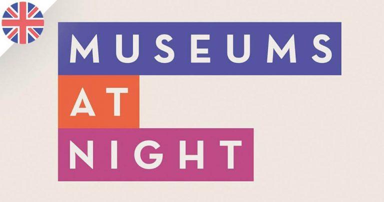 Affiche évènement : Museums at night