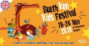 South Ken Kids Festival : 22e édition du 18 au 24 Novembre 2019