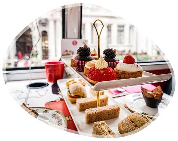 Afternoon tea et croisière à Londres