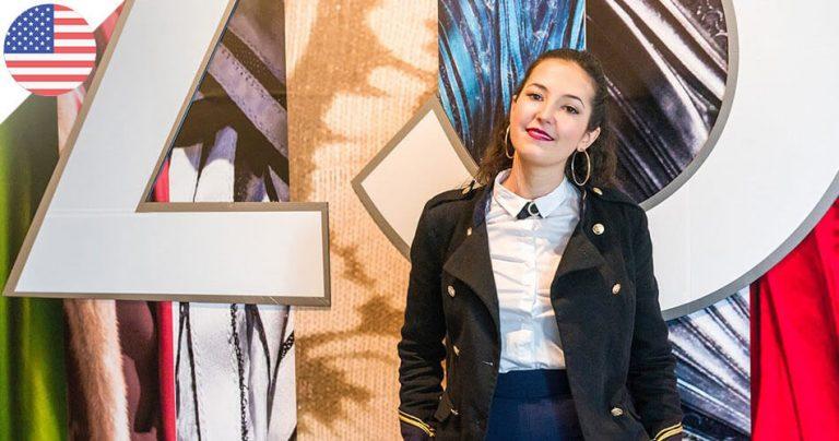 Amandine, expatriée française, costumière à Los Angeles (USA)