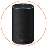 Enceinte Amazon Echo (2nd Generation)