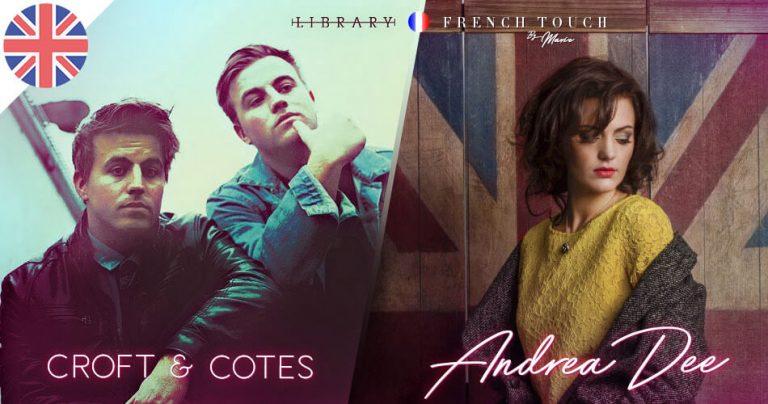 Andrea Dee et le duo Croft & Cotes