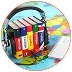 Dictionnaires pour l'apprentissage des langues étrangères