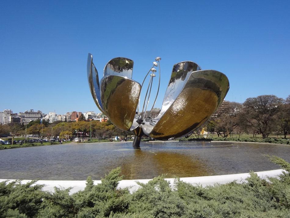 Monument à Buenos Aires en Argentine