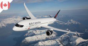 Air Canada : Toujours plus de vols entre la France et le Canada