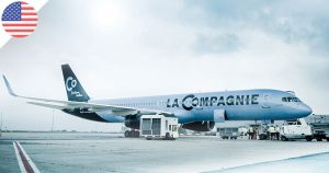 La Compagnie annonce des vols directs Nice – NYC