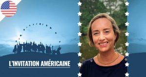 """Interview Expat – Sophie Landrieux, auteure du livre : """"L'invitation américaine"""""""