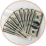 Plusieurs billets de banque - dollar américain