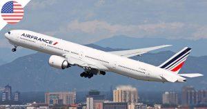 Seattle : Nouvelle Liaison Air France