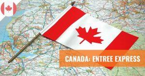 Canada : Entrée Express, le programme d'immigration