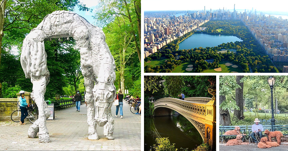 Photos de Central Park à New York City