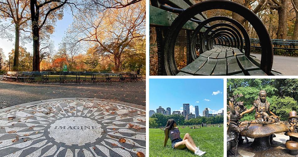 Photos Central Park à New York aux Etats-Unis (USA)