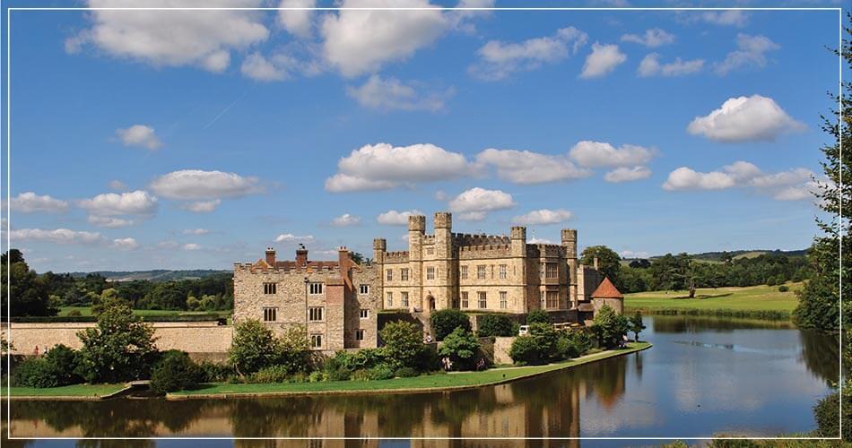 Château à Leeds, Yorkshire (UK)