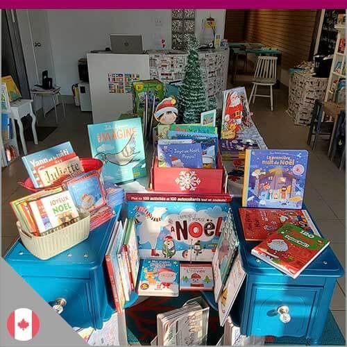 Librairie française : Children's French Book Corner