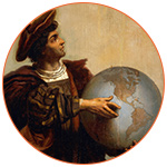 Christopher Columbus's day in the USA