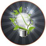 Concept innovation écologie énergie renouvelable