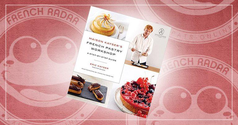 Couverture du livre : Maison Kayser's French Pastry Workshop