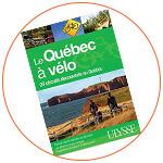 Couverture du guide : Le Québec à Vélo