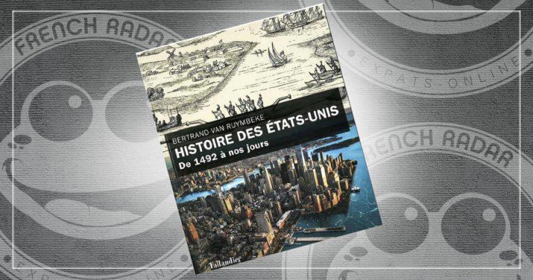 Couverture du livre : Histoire des Etats-Unis