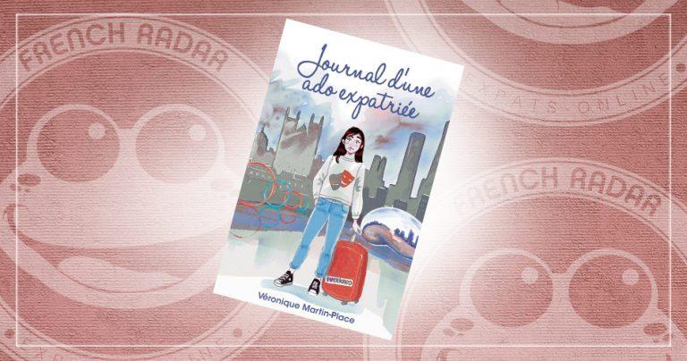 Couverture du livre : Journal d'une ado expatriée