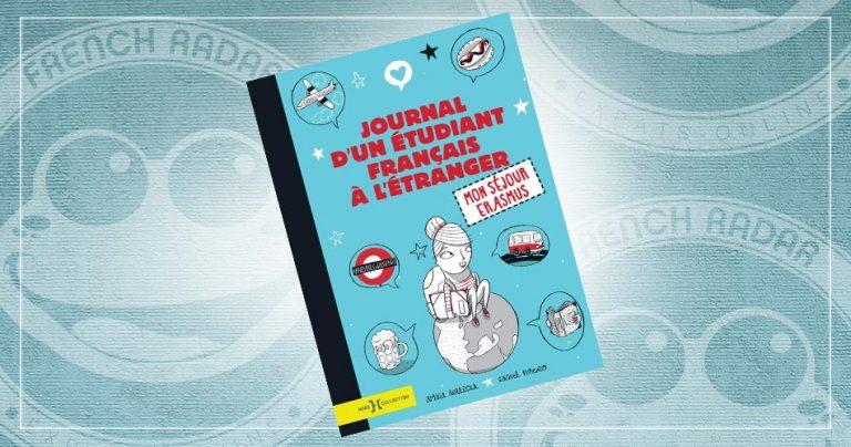 Couverture de : Journal d'un étudiant français à l'étranger - Mon séjour Erasmus