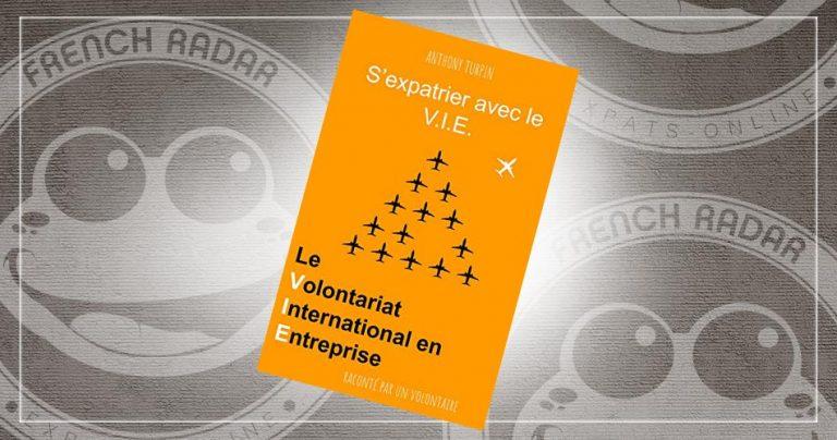 Couverture du livre : S'expatrier avec le V.I.E.