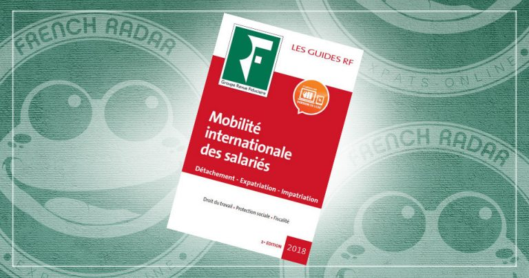 La couverture du livre : Mobilité Internationale des Salariés
