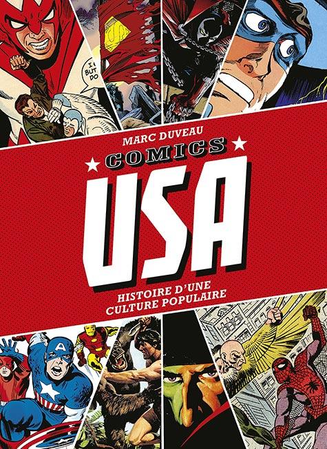 Couverture ouvrage COMICS USA