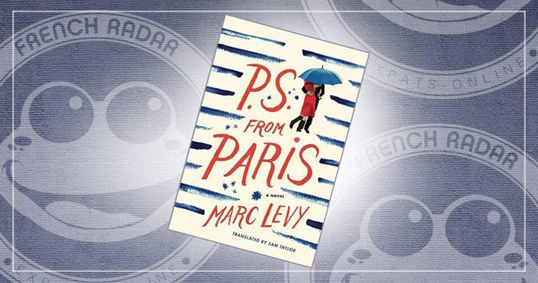 Couverture du livre : P.S. from Paris de Marc Lévy