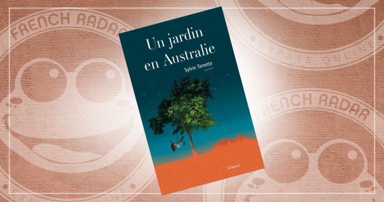 Couverture du roman : Un jardin en Australie