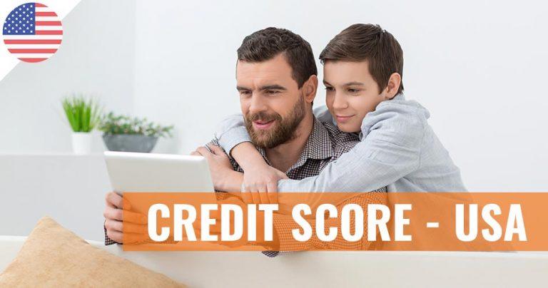 Le Credit Score aux Etats-Unis facile en famille