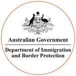 Le logo de : Department of Immigration and Border Protection