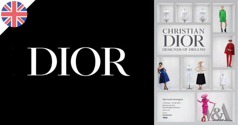 Exposition : Dior, designer of dreams