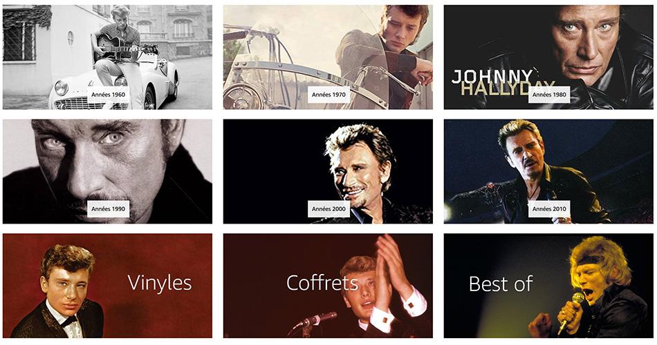 Les 5 chansons de Johnny Hallyday préférées des Français.