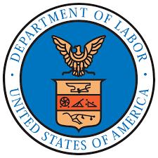 Logo Department of Labor USA