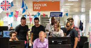 UK : Le gouvernement britannique se modernise