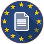 Logo de documents électroniques européens