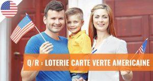 Green card USA : Loterie carte verte – Q/R