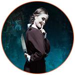 Mercredi, la fille de la Famille Addams
