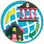 Illustration financement d'un achat immobilier à l'international