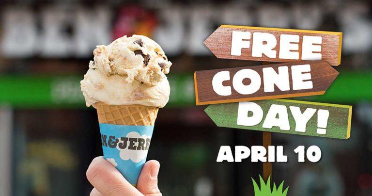Bannière présentation de l'opération : Free Cone Day 2018